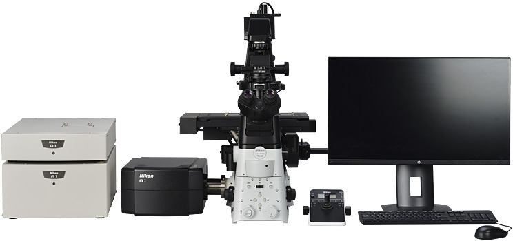 Nikon HD25 / A1 R HD25 Confocal Microscope